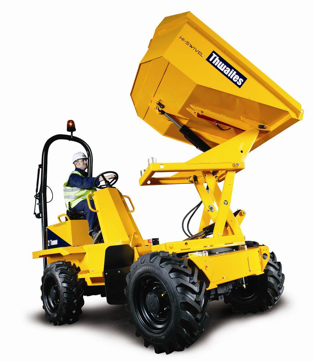 HighDischarge Dumper – 2t